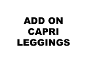 ADD ON Capri leggings