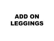 ADD ON Leggings